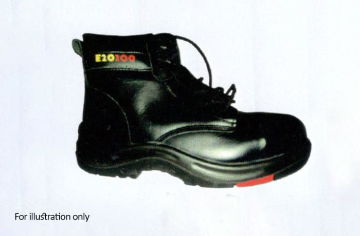Foot Protection - Electrician Safety Boots  image