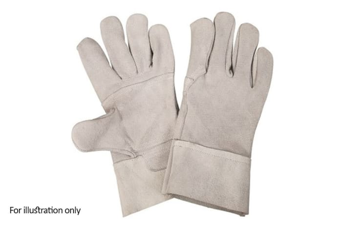 Hand Protection - Short Leather gloves image