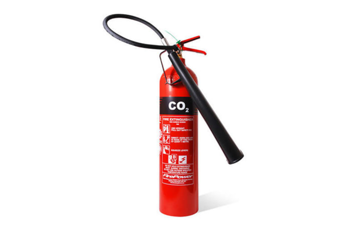 Portable Fire Fighting Equipment - Co2 Fire Extinguiser image