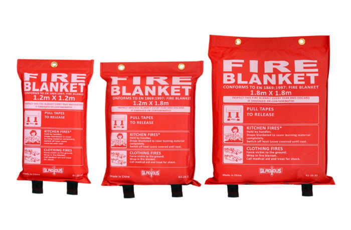 Portable Fire Fighting Equipment - Dry Chemical Powder Fire Extinguisers [Copy] image