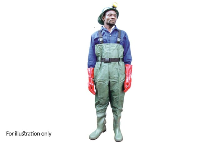 Water Proof Clothing - Wader boot chest high image