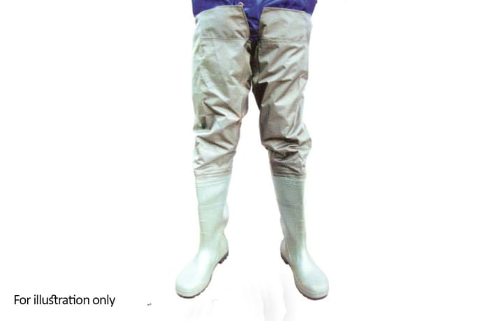 Water Proof Clothing - Wader boot thigh high image