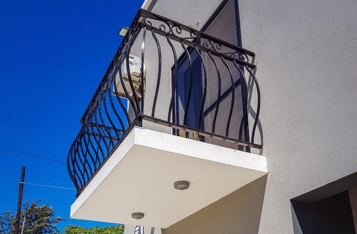 Wrought Iron Balcony image