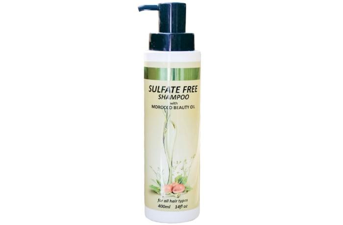 Sulfate Free Shampoo with Morocco Beauty Oil image