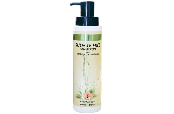 Sulfate Free Shampoo with Morocco Beauty Oil image