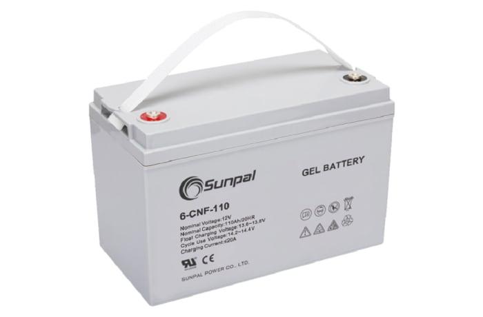 12v 110ah Battery   Agm Battery Deep Cycle  Gel Battery image