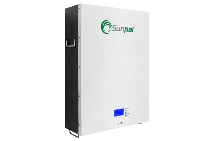 Powerwall  Lithium Battery Wall Mounted image