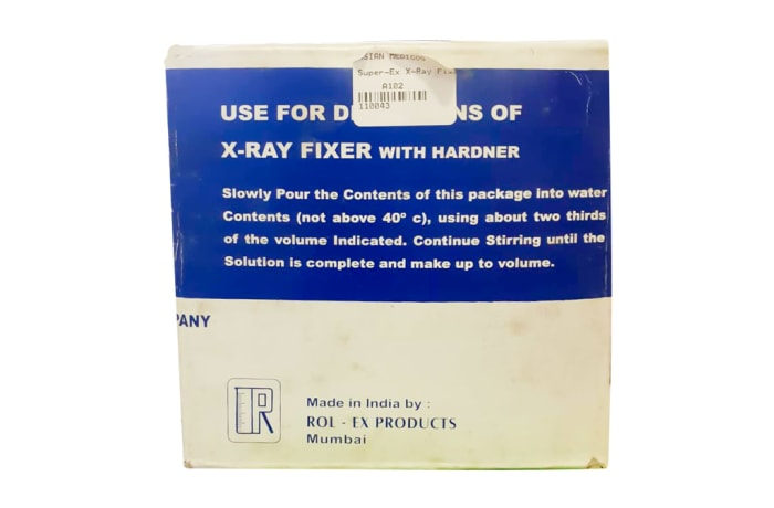 Super-Ex X-Ray Fixer with Hardner image
