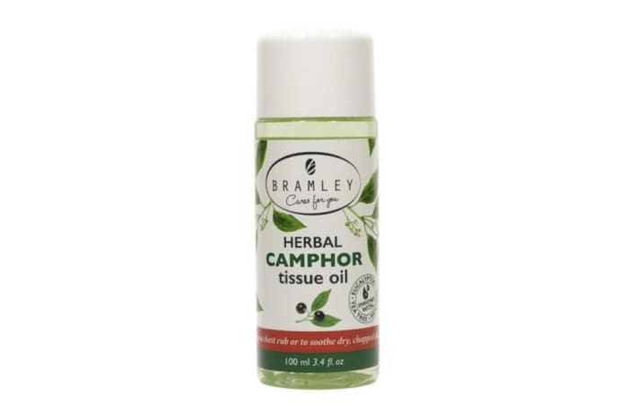 Bramley Herbal Camphor Tissue Oil image