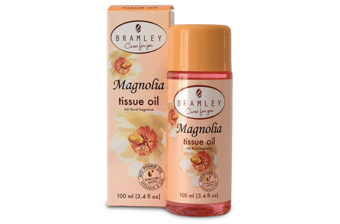 Bramley Magnolia Tissue Oil image