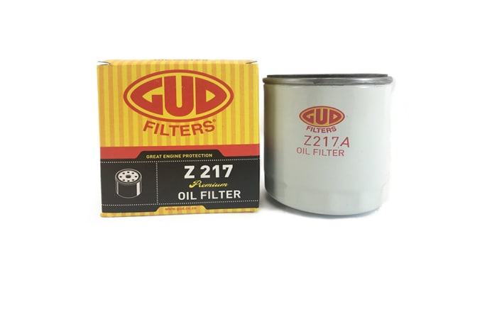 GUD Oil Filter Z217 image