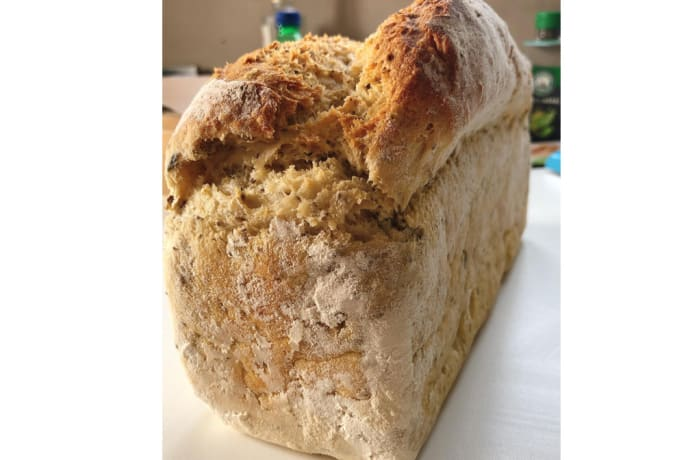 Crusty White Classic Loaf image