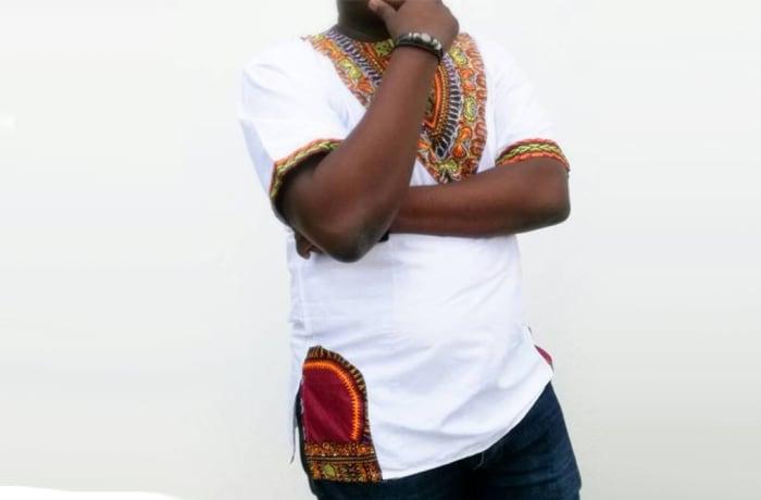African Print Shirt image