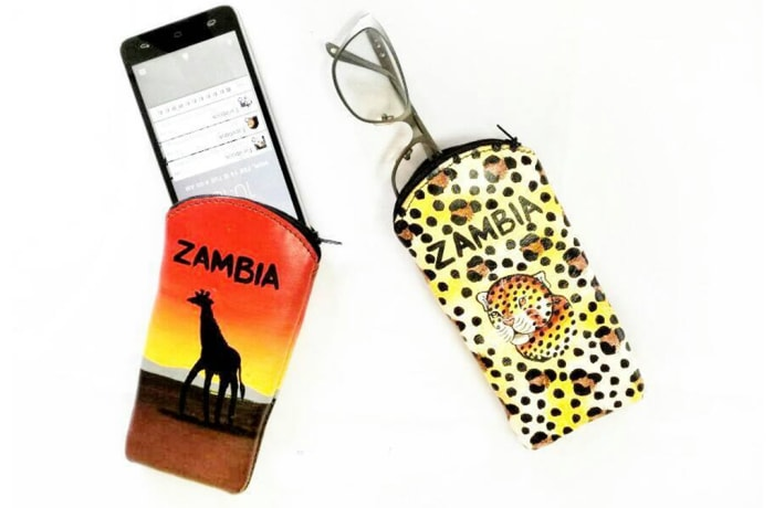 Hand crafted eyeglasses & phone cases image