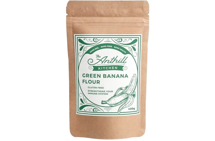Green Banana Flour  Gluten Free  400g  image