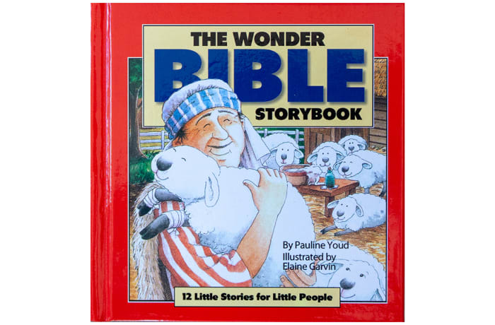 The Wonder Bible Storybook image