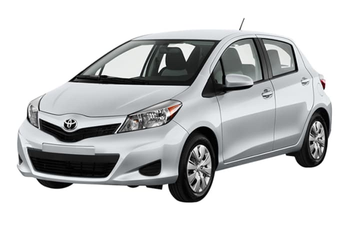 Toyota Vitz - Airport transfer - flat rate image