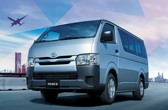 Toyota Hiace 2.5 image