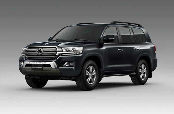 Toyota Land Cruiser 200 image