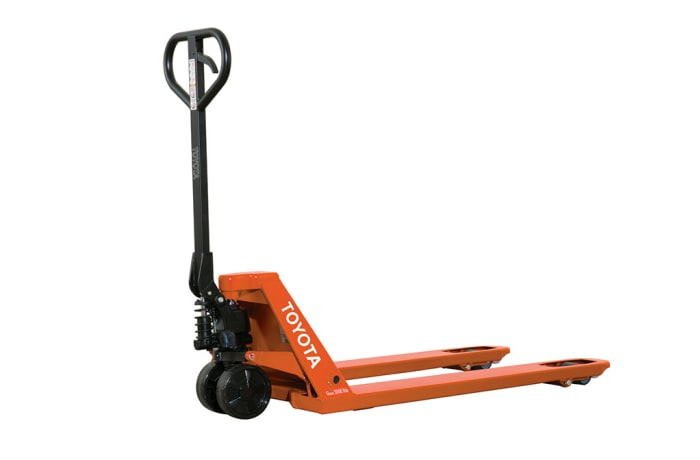 Toyota's Hand Pallet Jack image