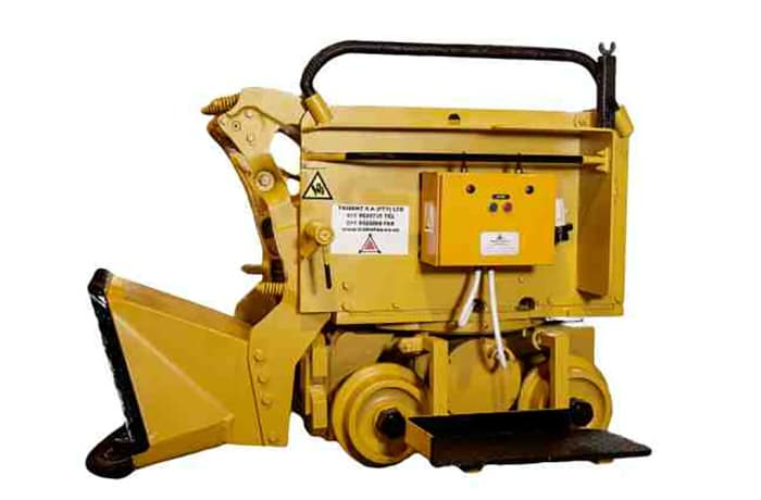GOODMAN 12E ROCKERSHOVEL image