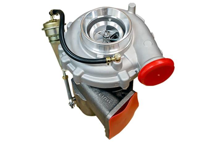 Turbocharger Mercedes-Benz Atego 906 image