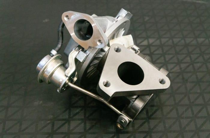 Nissan Hardbody D22 Y25 - Turbo  Engine image