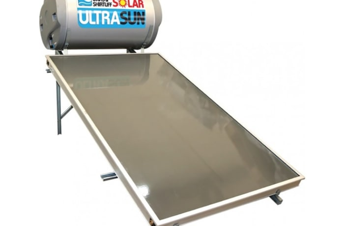 UltraSun 150L direct solar hot water system image