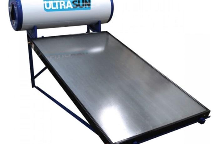 UltraSun Premium 150L direct solar hot water system image