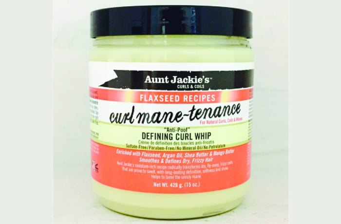 Aunt Jackie's Curl mane-tenance Defining Curl Whip image