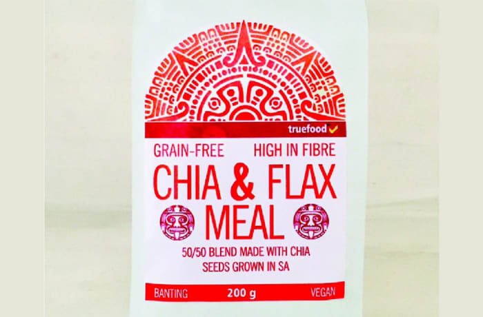 Chia and Flax Meal image