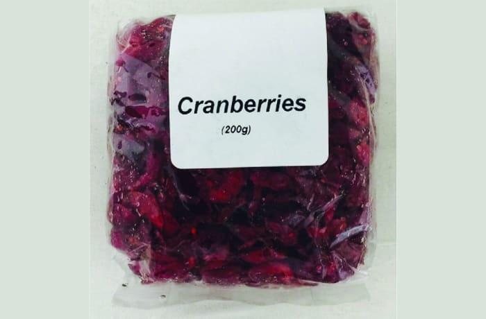 Umoyo Cranberries image