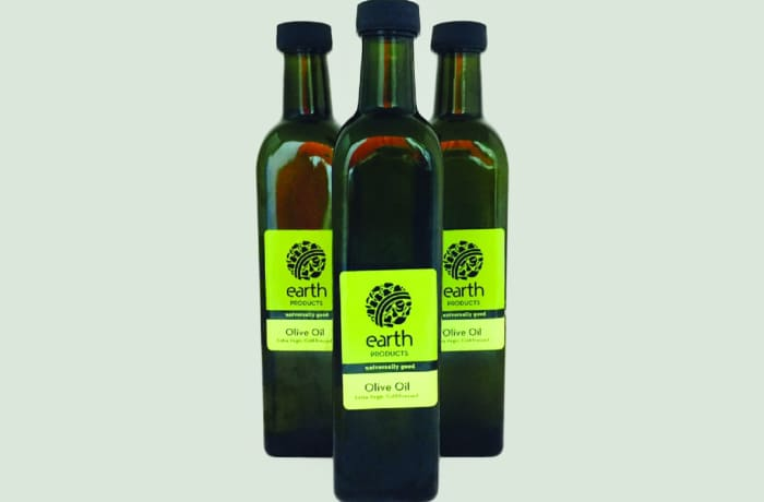 Earth Products Extra-Virgin Cold Pressed Olive Oil image