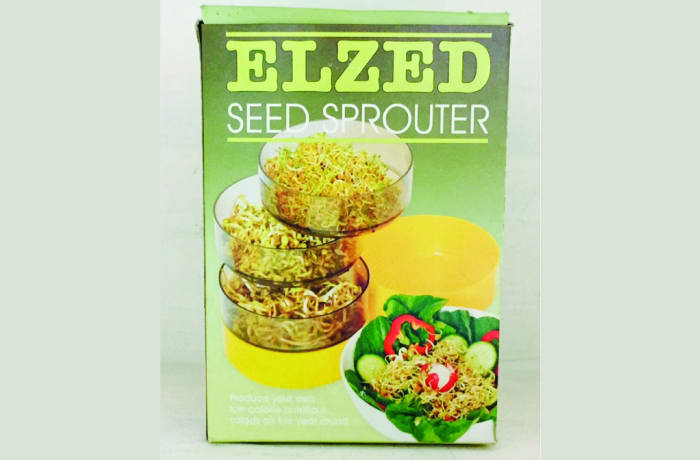 Elzed Seed Sprouter image