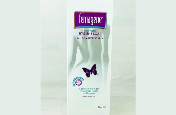 Femagene Intimate Hygiene Soap image
