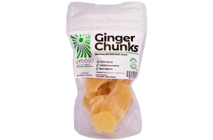 Ginger Chunks  Superfood Snack  image