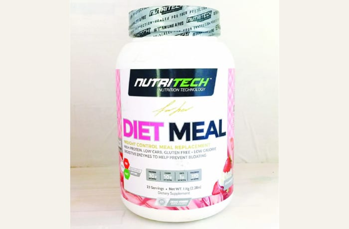 NUTRITECH- Diet Meal image