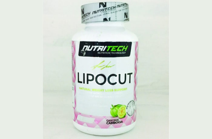 Thermotech® Lipocut Fat Burner Weight Management 120  Capsules image