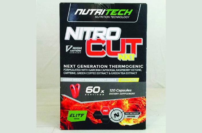 NUTRITECH - NitroCut image