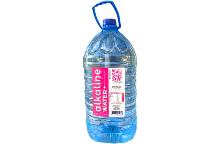 Alkaline Water Alkalized and Re-Mineralized Water 10 Litre  image