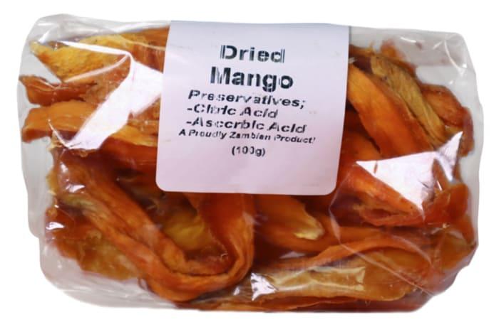 Dried Mango  Natural Sundried 100g  image