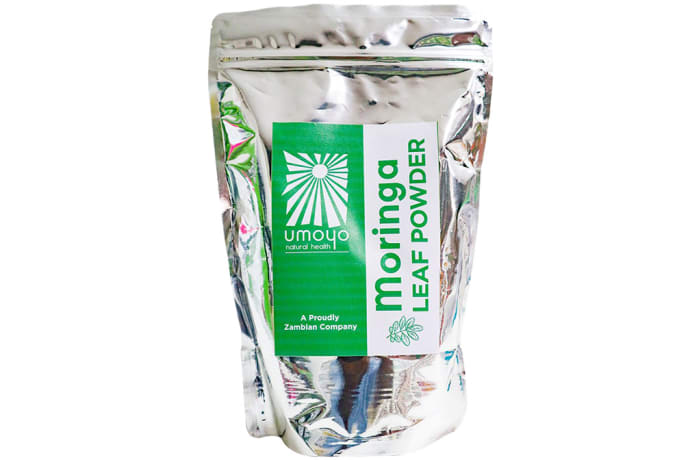 Moringa Leaf Powder Containing More than 90 Unique Nutrients 500g  image