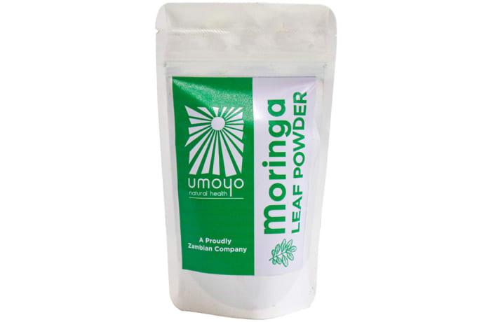 Moringa Leaf Powder  Containing More than 90 Unique Nutrients 90g  image