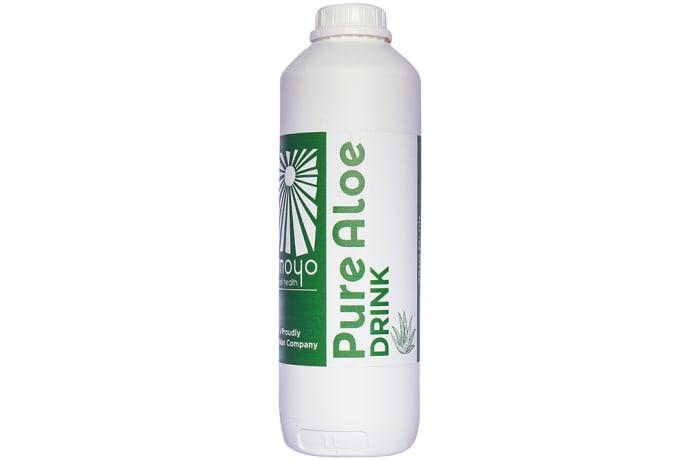 Pure Aloe Drink  Immune-Enhancing & anti-Inflammatory  1 Litre  image