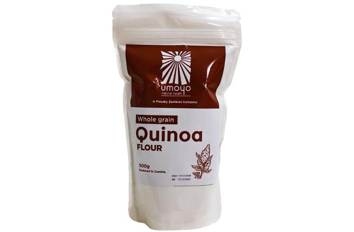 Quinoa Flour 500g  image
