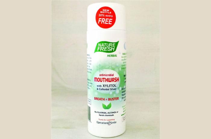 Nature Fresh Antimicrobial Mouthwash image
