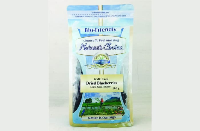 Nature's Choice - Dried Blueberries image