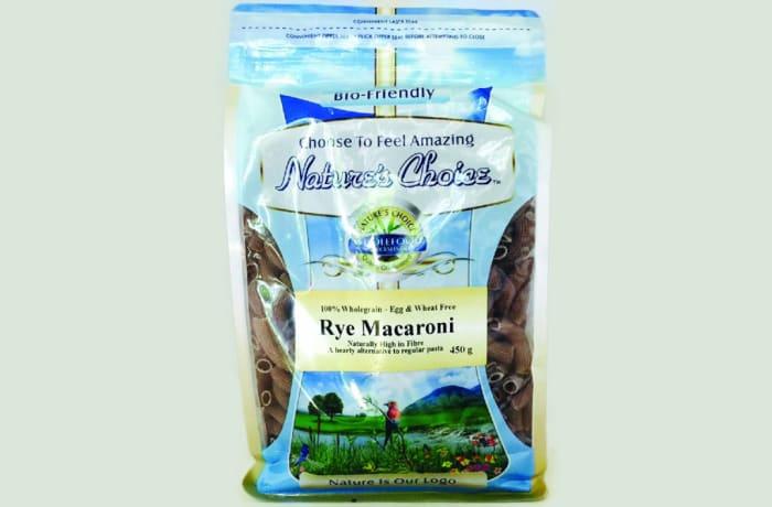 Nature's Choice Rye Macaroni image