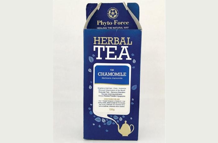 Phyto-Force Chamomile Tea(Matricaria Chamomilla) image