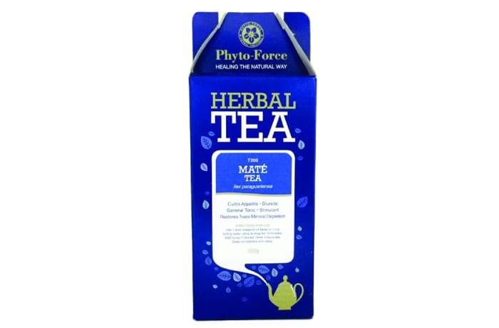 Herbal Tea Mate Tea  Iiex Paraguariensis image